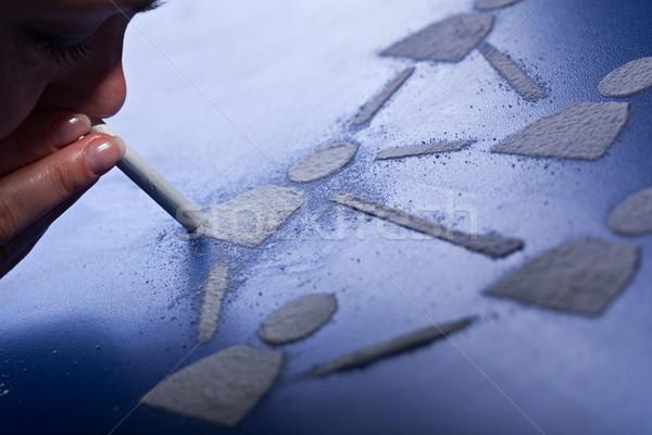 социальной сетей наркоман современных технологий зависимость Сток-фото © lightkeeper