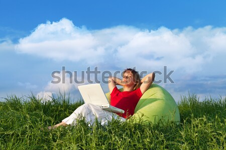 Sweet summer daydream Stock photo © lightkeeper