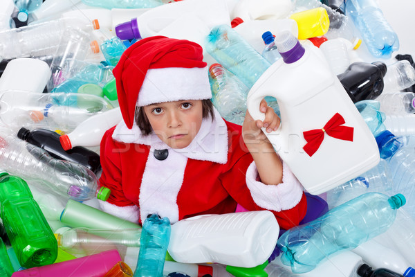 Some more plastic for this christmas ? Stock photo © lightkeeper