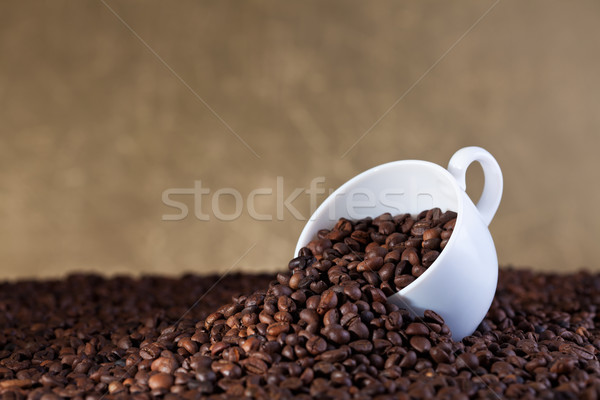 Coffee abundance Stock photo © lightkeeper