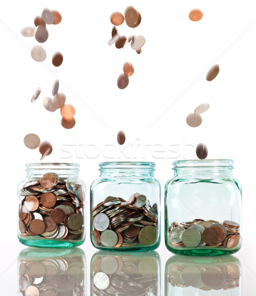 Savings concept Stock photo © lightkeeper