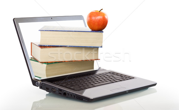 Modern education and online learning Stock photo © lightkeeper