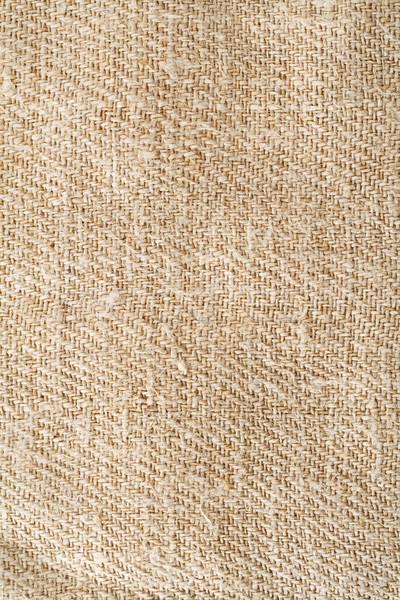 Homespun textile background Stock photo © lightkeeper