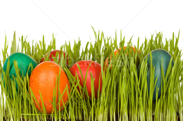 Easter symbols Stock photo © lightkeeper