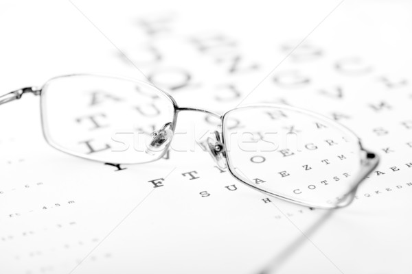 Medical optics concept Stock photo © lightkeeper