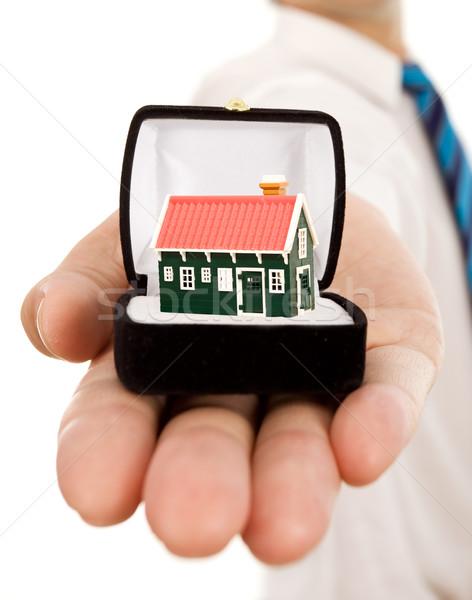 Real estate offer offer Stock photo © lightkeeper
