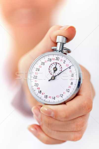Time is running out Stock photo © lightkeeper