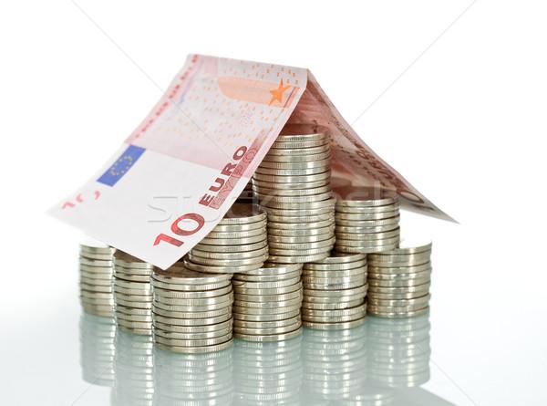 Money house Stock photo © lightkeeper