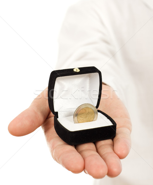 Attractive business offer Stock photo © lightkeeper