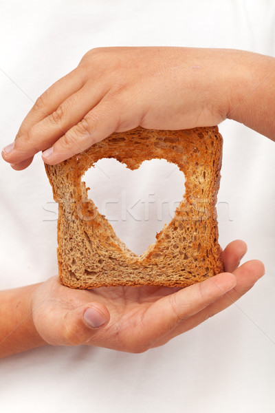 Food with love Stock photo © lightkeeper