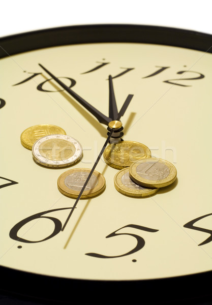 Time and money Stock photo © lightkeeper