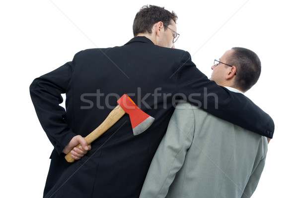 Business is tough Stock photo © lightkeeper