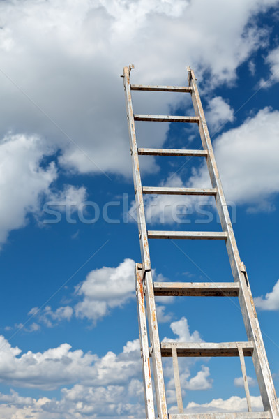 Ladder to the sky Stock photo © lightkeeper