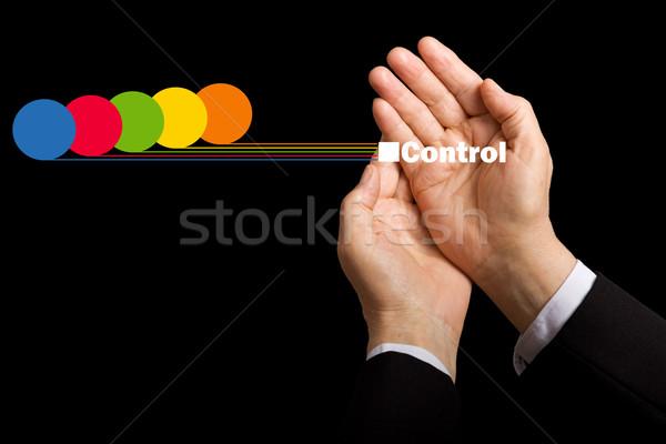 Zdjęcia stock: Działalności · wartości · zasób · świadomość · kosztować · kontroli