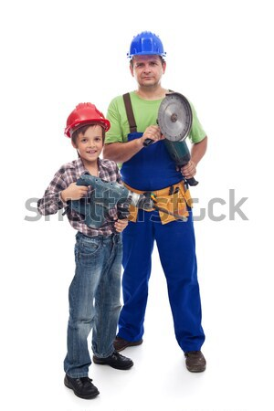 Vocational guidance concept Stock photo © lightkeeper