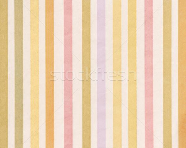 Vertical naranja rosa azul Foto stock © lightpoet