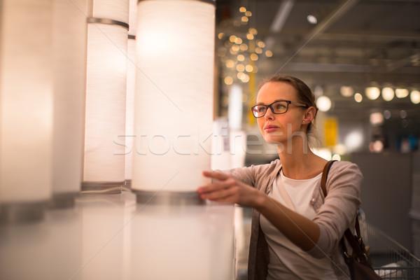 довольно право свет современных Сток-фото © lightpoet