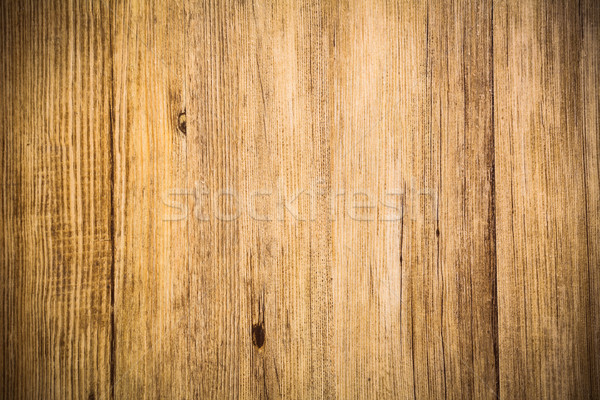 Wood background/texture (color toned image) Stock photo © lightpoet