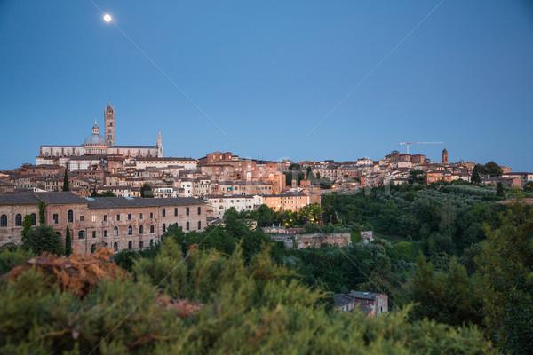 Siena, Tuscany, Italy Stock photo © lightpoet