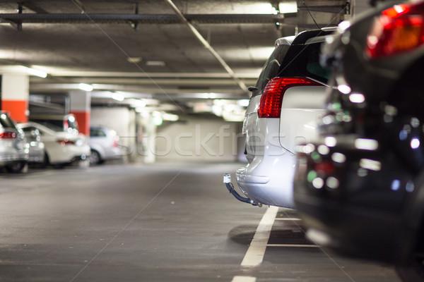 подземных мелкий цвета бизнеса дороги Сток-фото © lightpoet