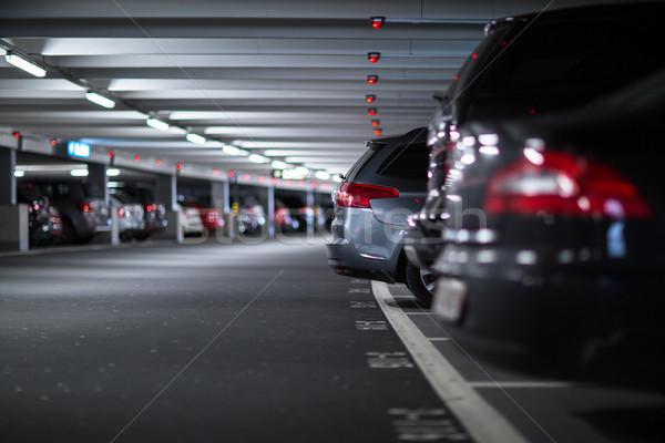 地下 浅い 色 ビジネス 道路 ストックフォト © lightpoet