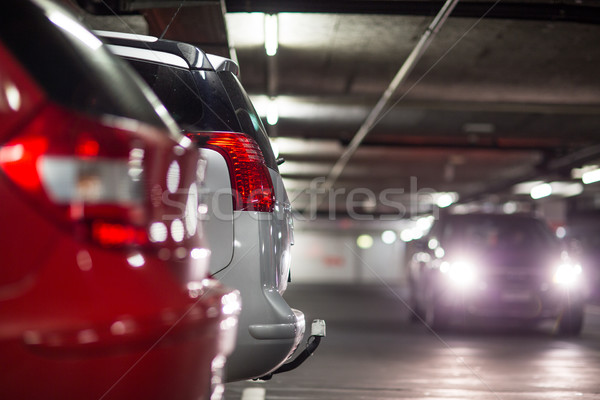 Ondergrondse ondiep kleur business weg Stockfoto © lightpoet