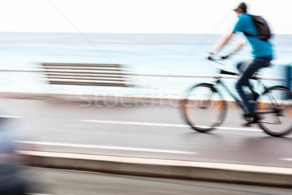 Great way to get around in a city  Stock photo © lightpoet