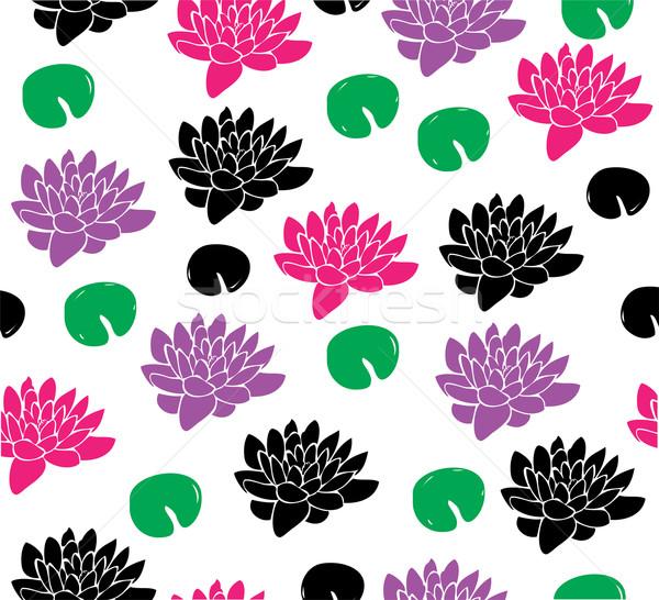 lotus  Stock photo © lilac