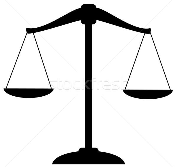 規模 ベクトル 背景 にログイン 正義 金融 ストックフォト © lilac