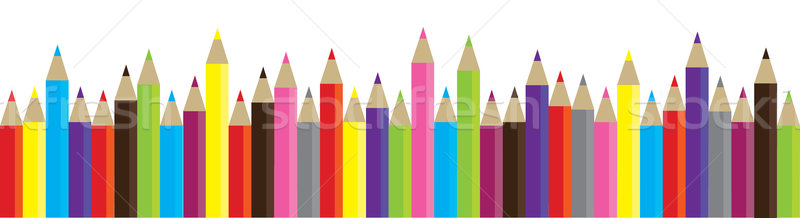 Pencils Stock photo © lilac