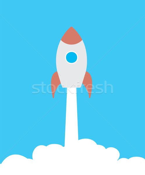 Rocket Stock photo © lilac
