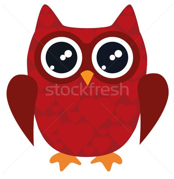 Owl Stock photo © lilac