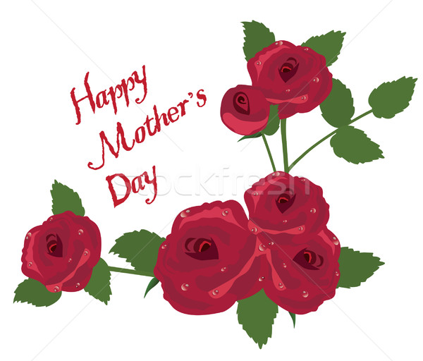 Happy Mother's Day Stock photo © lilac