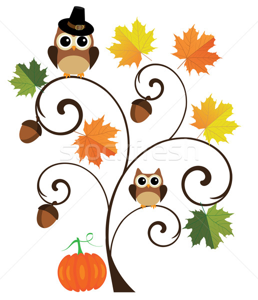 Thanksgiving Background Stock photo © lilac