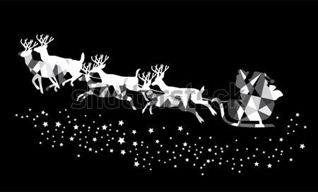 Santa Stock photo © lilac