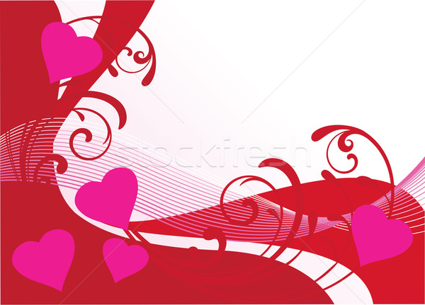 Valentine Background Stock photo © lilac