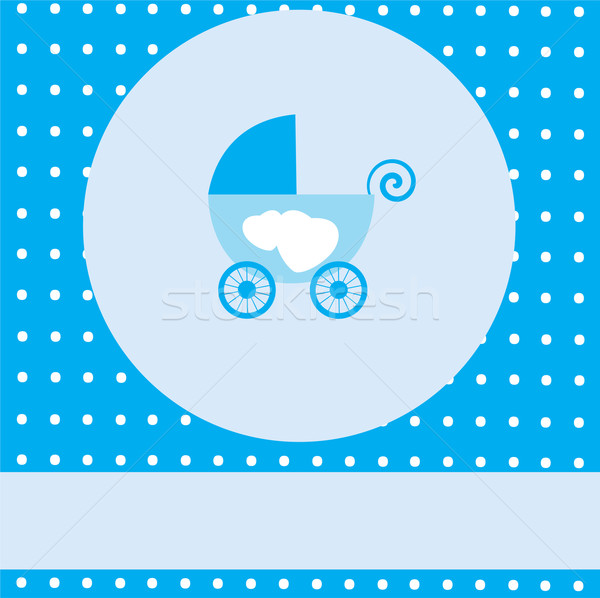 Baby Stroller Stock photo © lilac