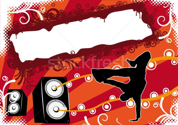 Break Dance Stock photo © limbi007