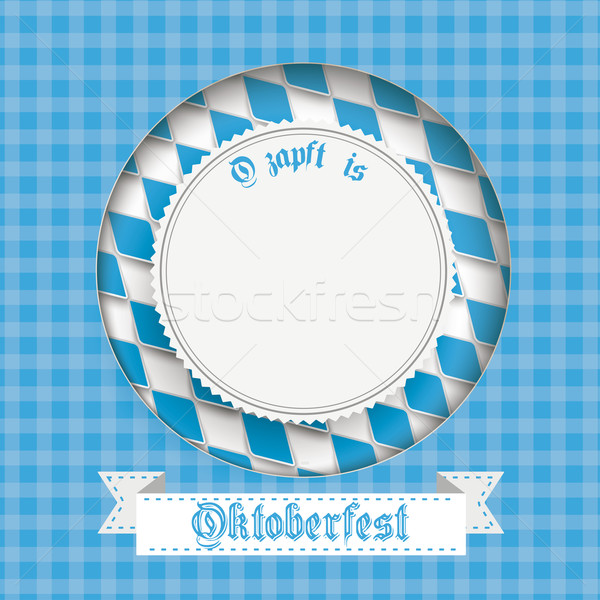 Bavarian Hole Cover Stock photo © limbi007
