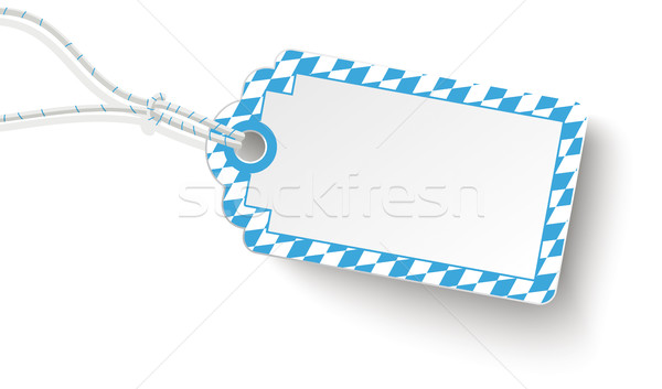 Bavarian Colors Price Sticker Stock photo © limbi007