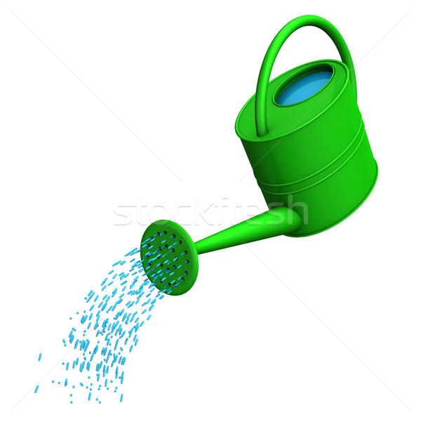 Watering Can Stock photo © limbi007
