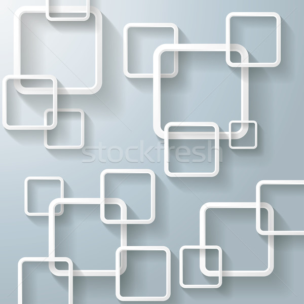 Abstract Window Rectangles Stock photo © limbi007