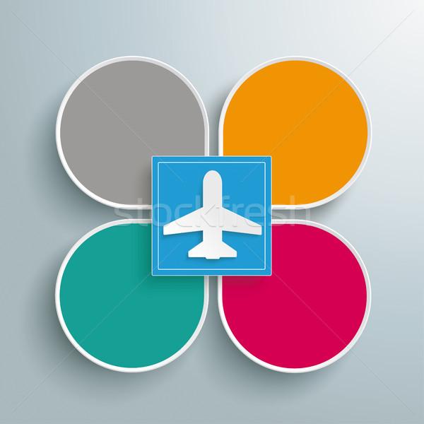 аннотация Jet дизайна белый Сток-фото © limbi007