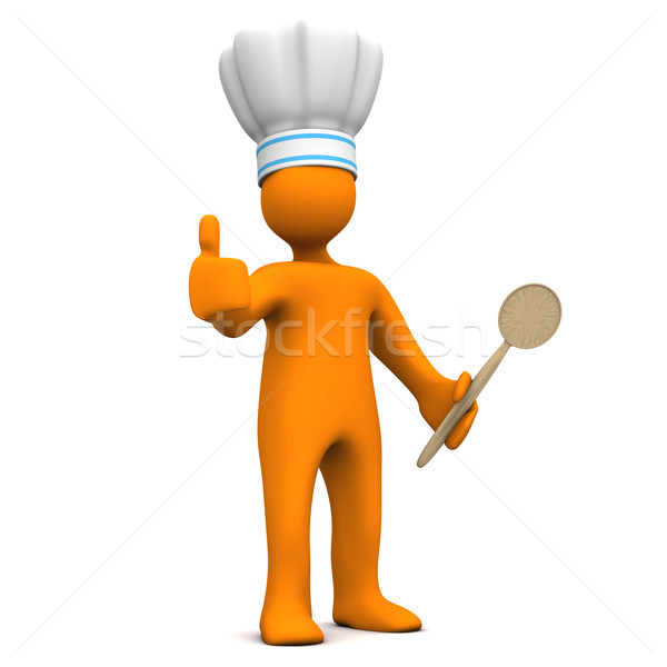 Best Chef Stock photo © limbi007