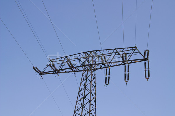 DDR Energy Pylon Stock photo © limbi007