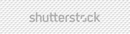 Absztrakt kockás papír főcím monokróm eps Stock fotó © limbi007
