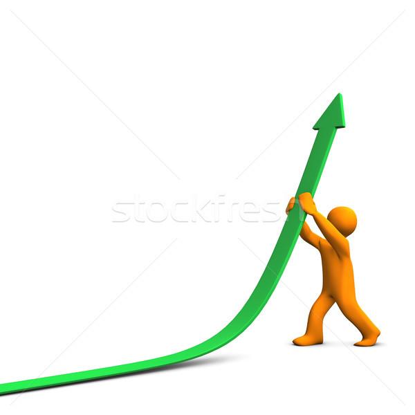 Succesful Stock photo © limbi007