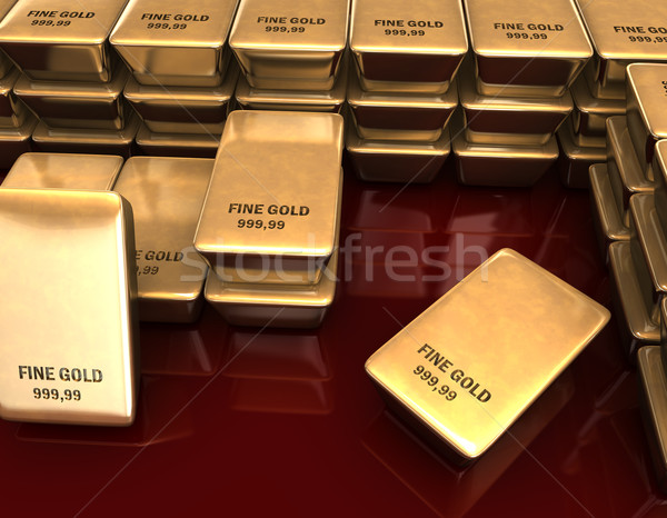 Fine Gold Stock photo © limbi007