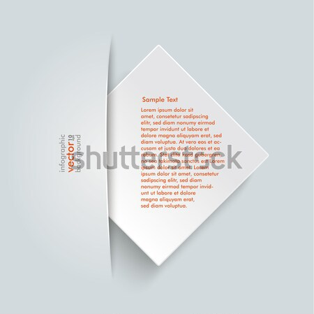 Convert Orange Rectangle Stock photo © limbi007