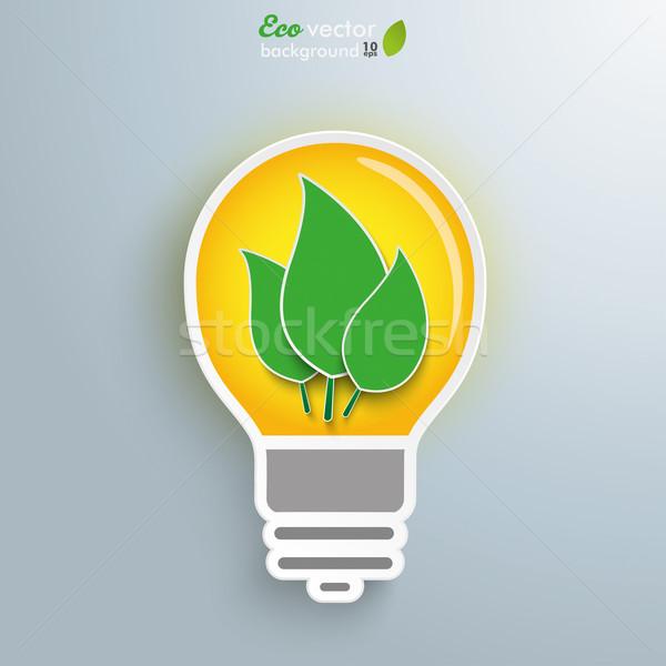 Eco Bulb Stock photo © limbi007